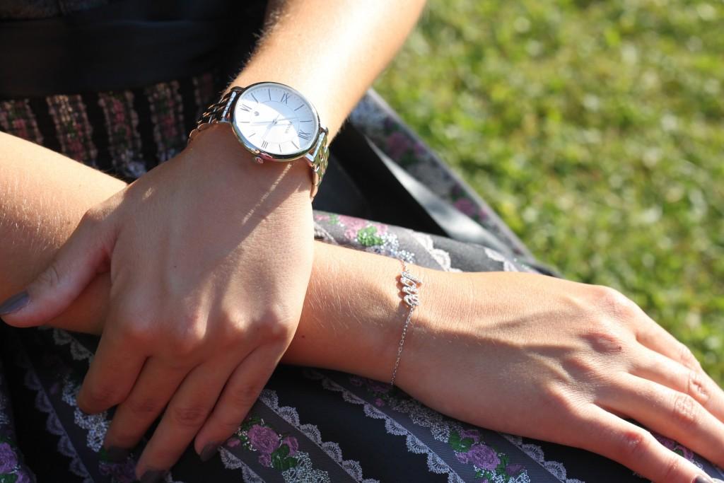 Uhr_Armband_silber_Schmuck_Trachtenschmuck_Dirndl