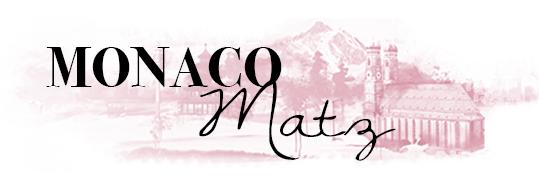 Monaco Matz - Fashion- und Lifestyleblog aus München