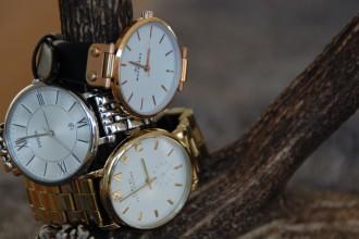 Die schönsten Uhrenmodelle zur Zeitumstellung