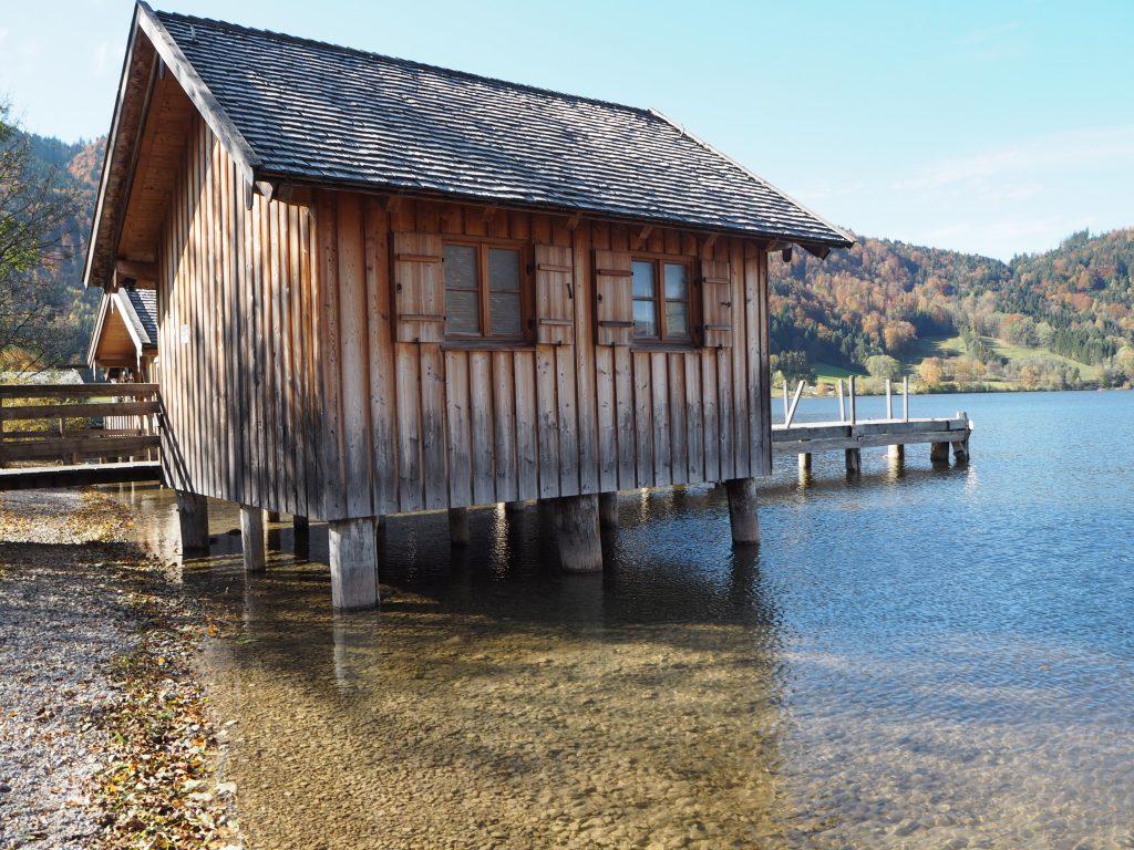Rustikales Fischerhaus am Schliersee
