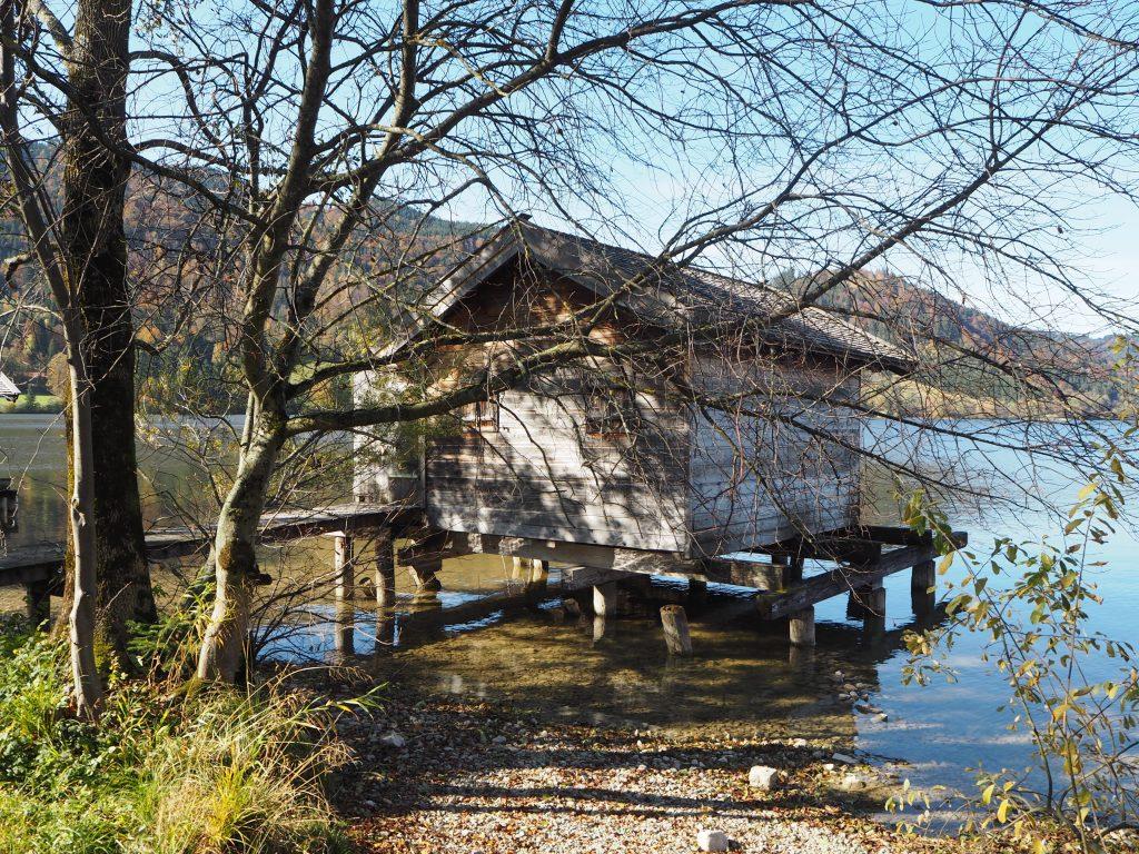 Fischerhaus am Schliersee