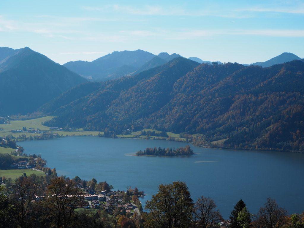 Ausflugsziel Schliersee