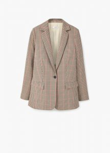 Checked_Blazer