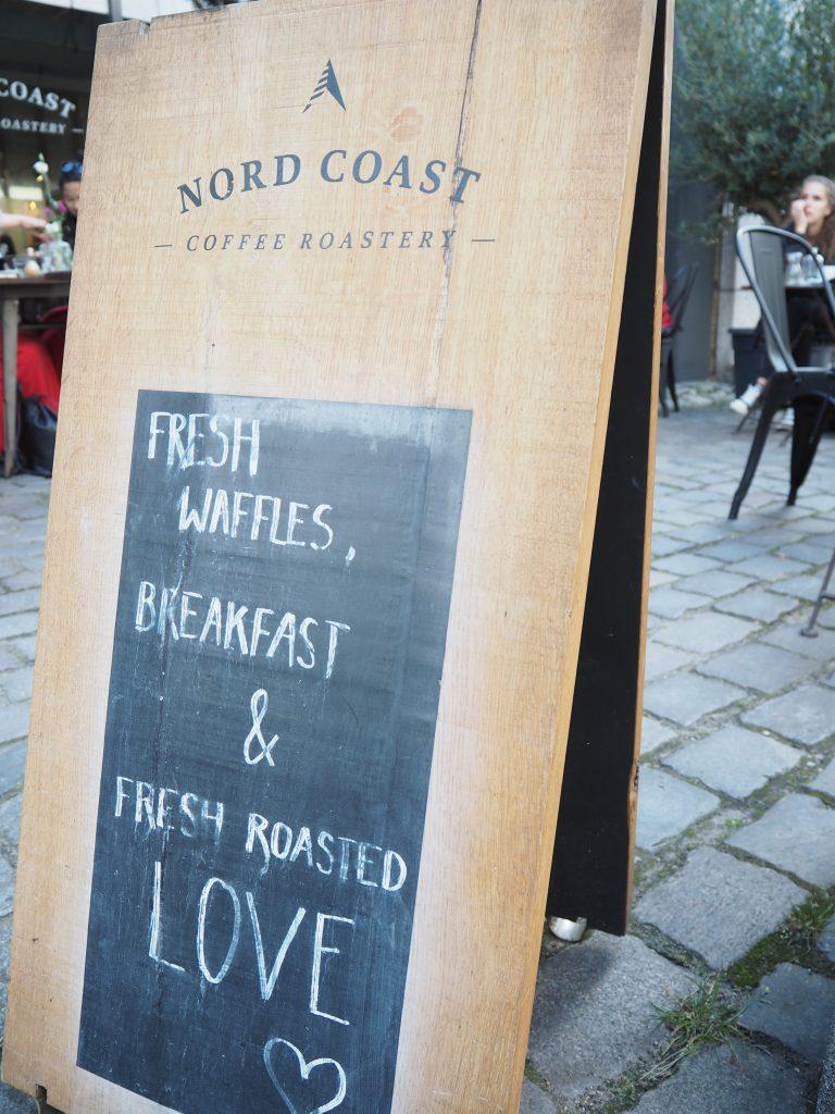 Nord Coast Coffee Roasters in der Deichstraße in Hamburg
